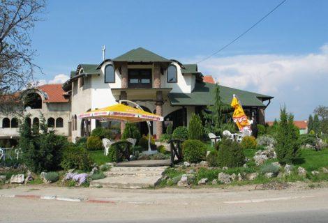 Paracin accommodation – Aqua Guest House and Restaurant Paracin