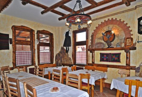 Konak Guca Boarding House with Zlatibor Restaurant Guca