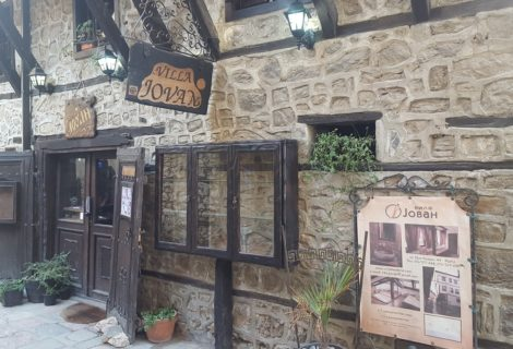 Vila Jovan Ohrid