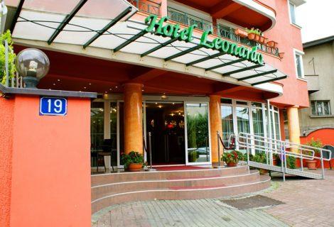 Hotel Leonardo Skopje