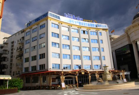 Stone Bridge Hotel Skopje
