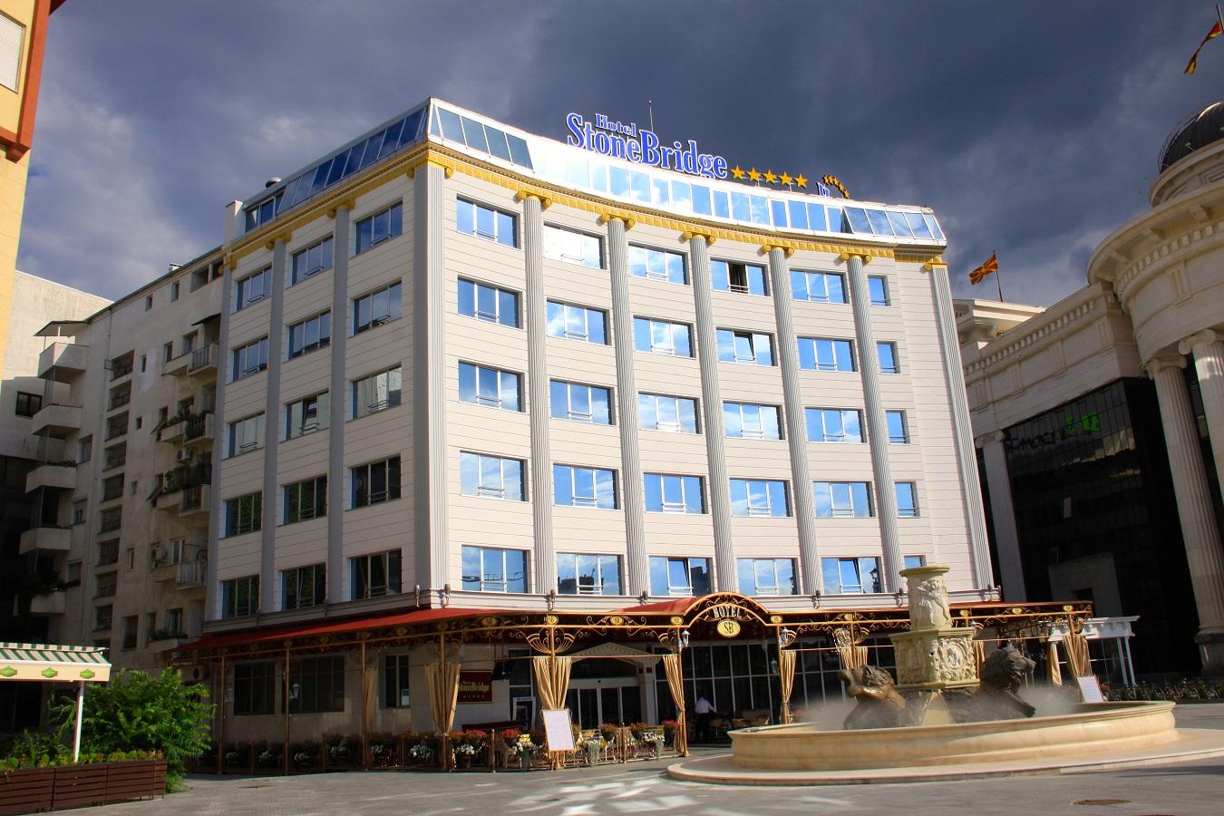 Hotel Stone Bridge Skopje