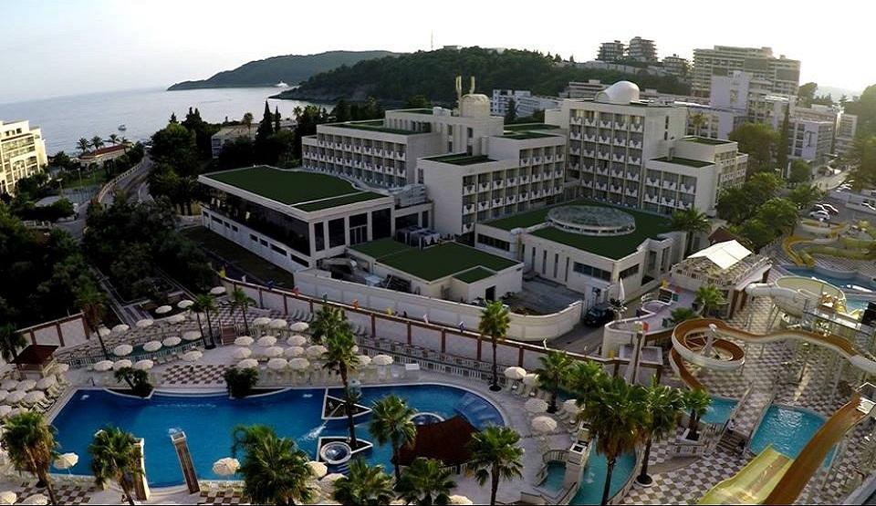 Mediteran Hotel Beach Resort Becici
