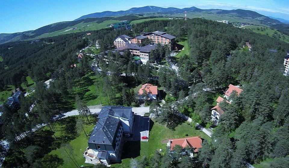 Cigota Special Hospital Zlatibor