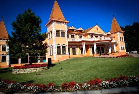 Majur Villa Kelebija