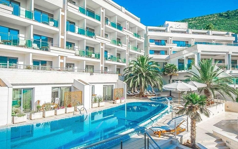 Monte Casa Spa&Wellness Hotel Petrovac