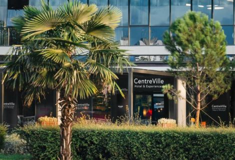 Hotel Centre Ville Podgorica