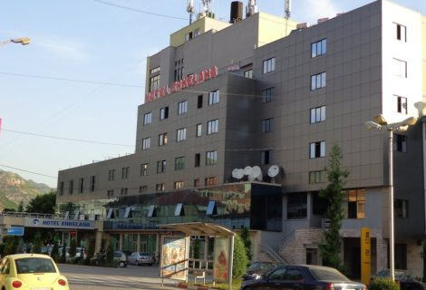 Hotel Enkelana Pogradec