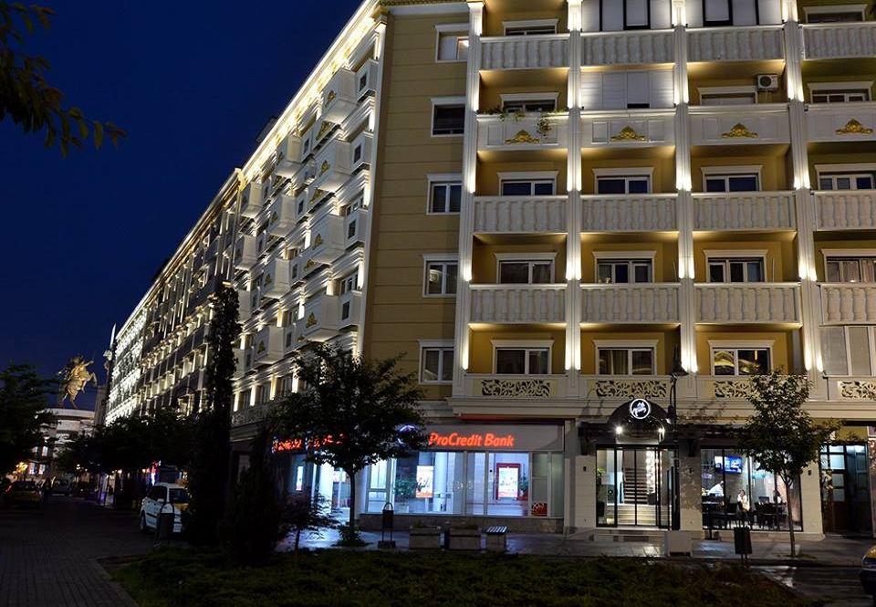 Hotel Alexandar Square Skopje