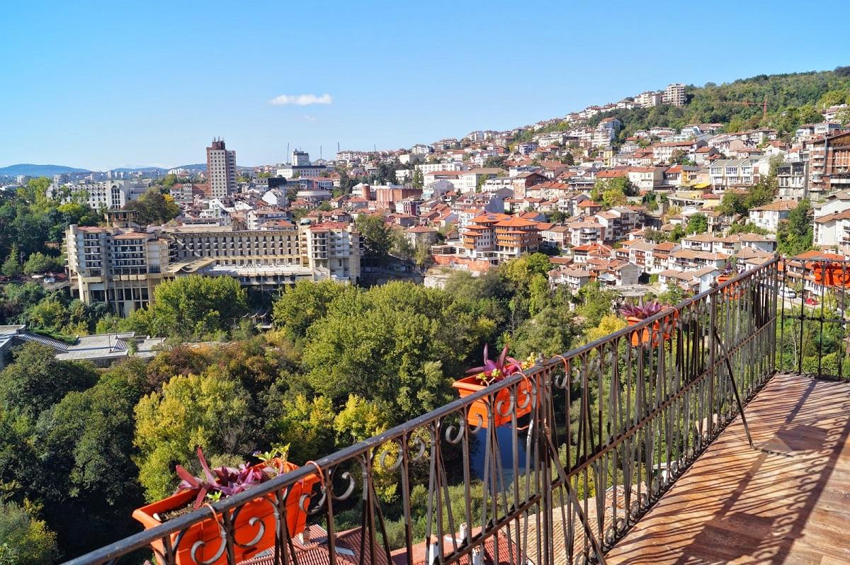Grand Hotel Yantra Veliko Tarnovo