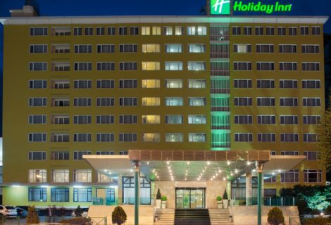 Holiday Inn Hotel Skopje