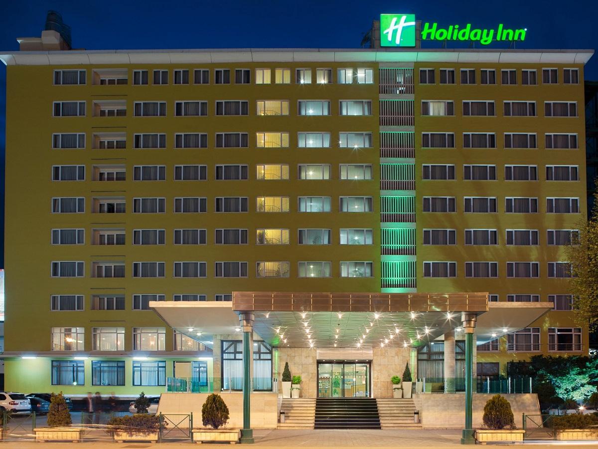 Hotel Holiday Inn Skopje