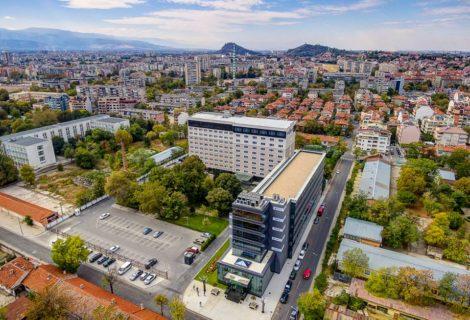 Imperial Hotel Plovdiv