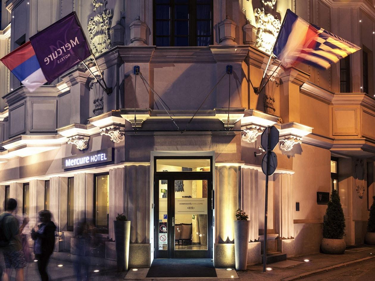 Hotel Mercure Excelsior Beograd