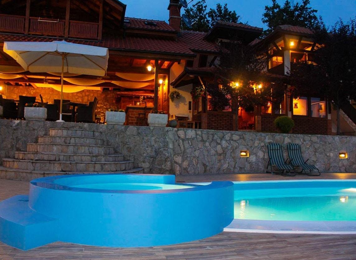 Ivanjicki konaci apartments Ivanjica Rascici village