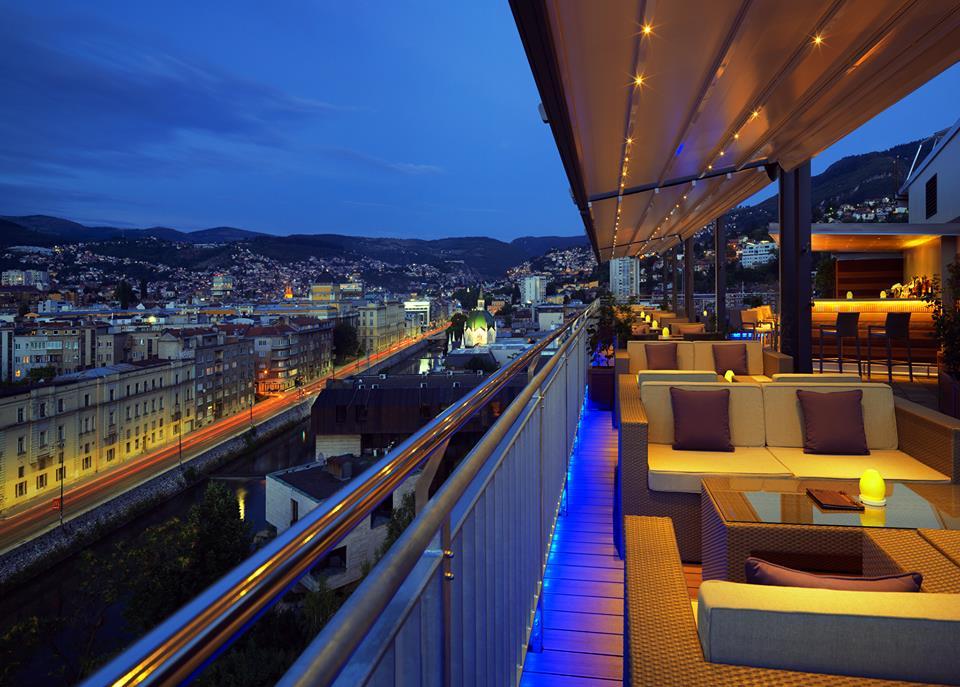 Courtyard Marriott City Center Hotel Sarajevo