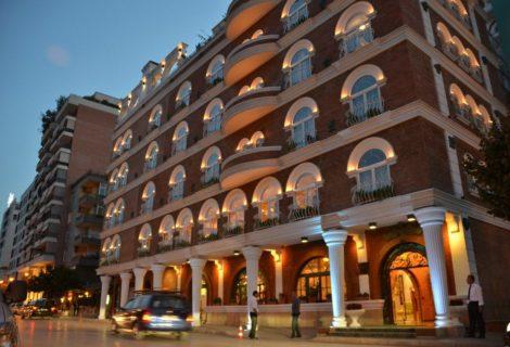 Hotel Xheko Imperial Tirana