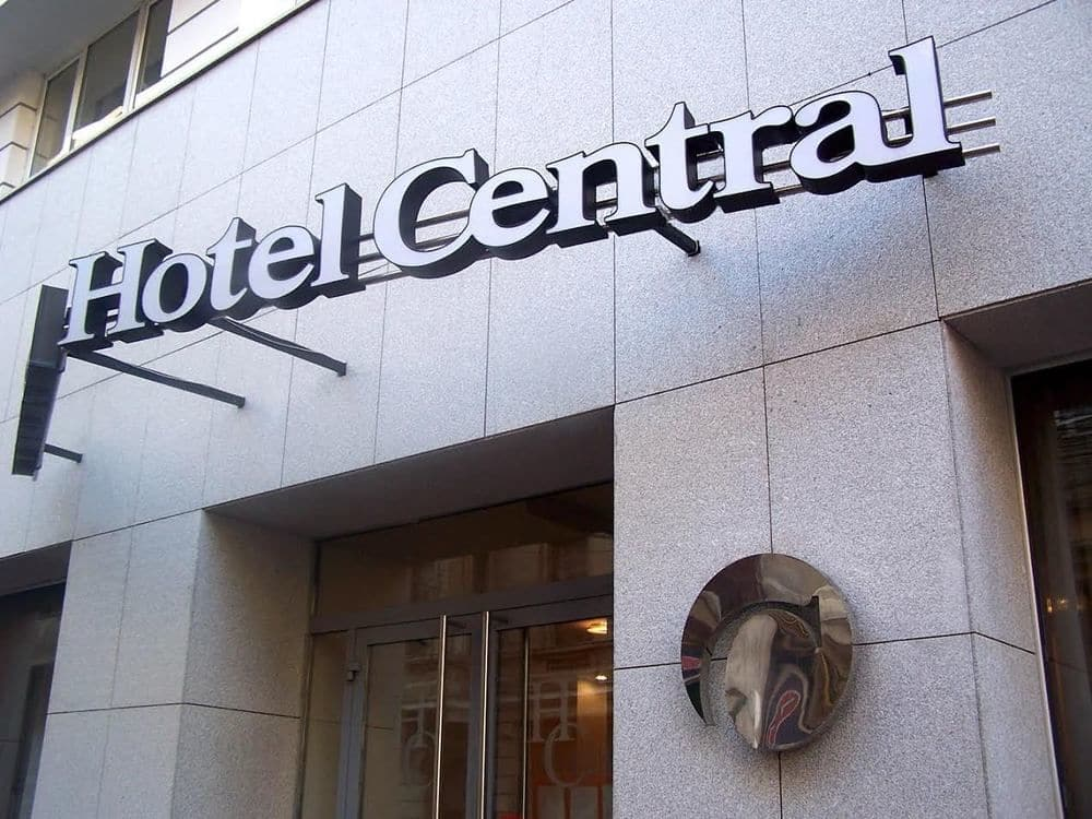 Central Hotel Bucharest