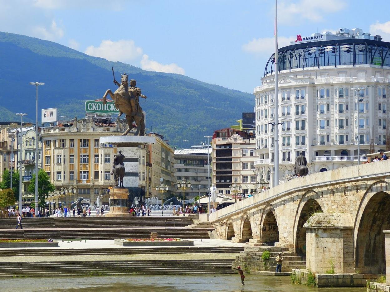 Hotel Marriott Skopje