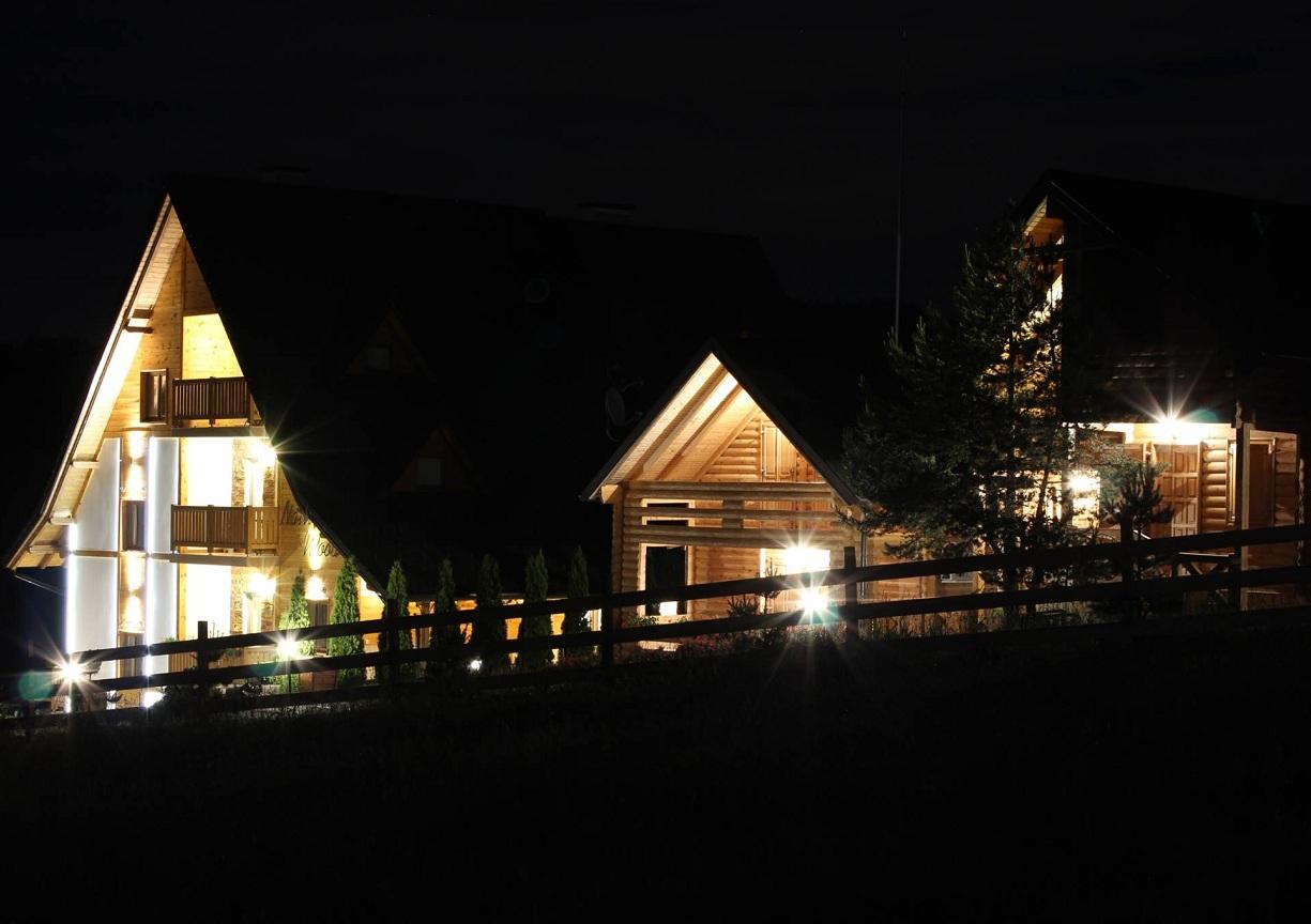 Natural Wood Villa Zlatibor