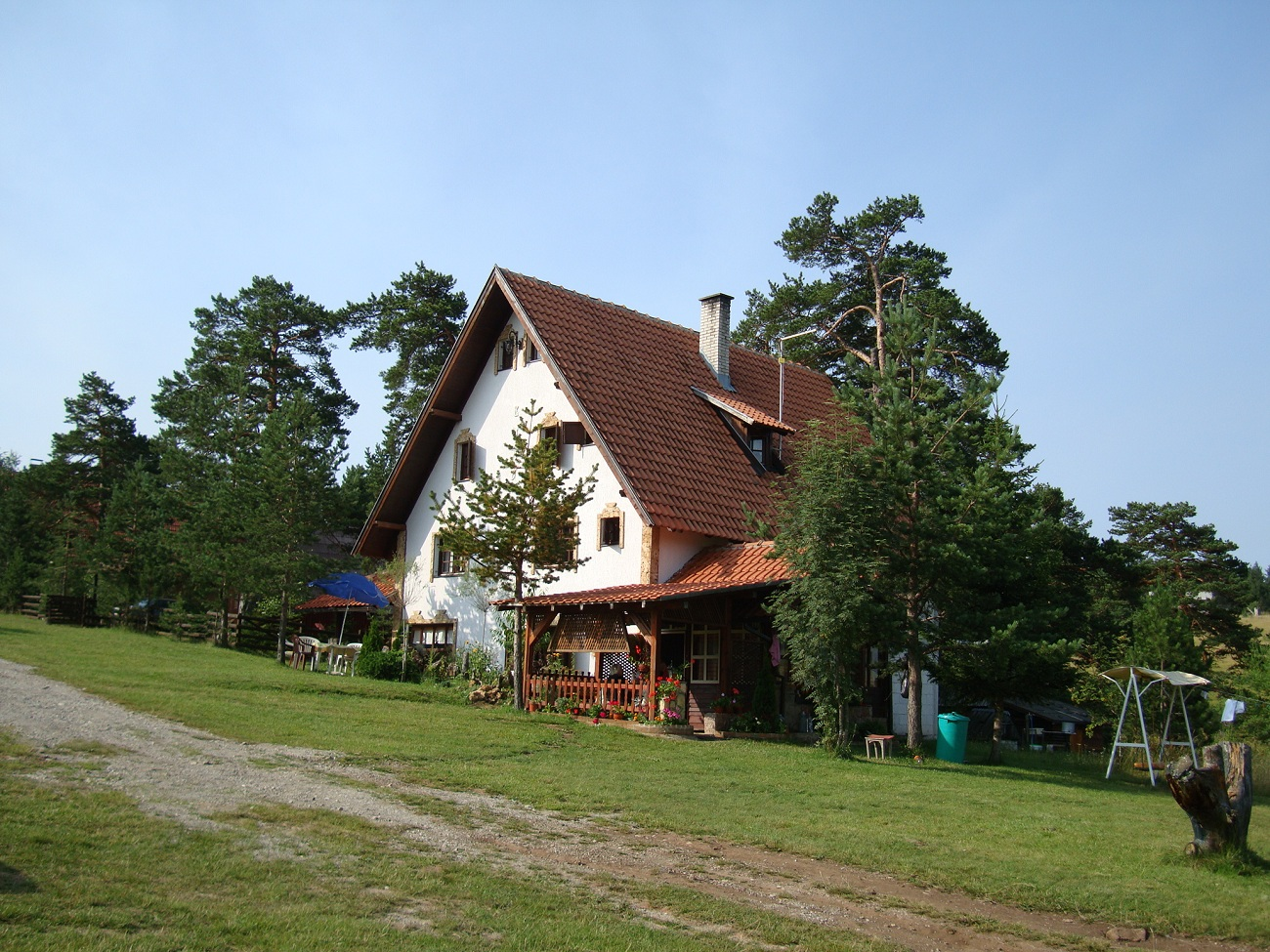 Borova Glava Zlatibor Rural Household 117