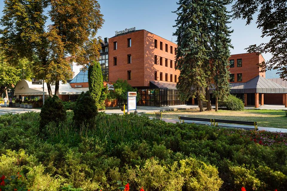 Hotel Drina Zepter Bajina Bašta