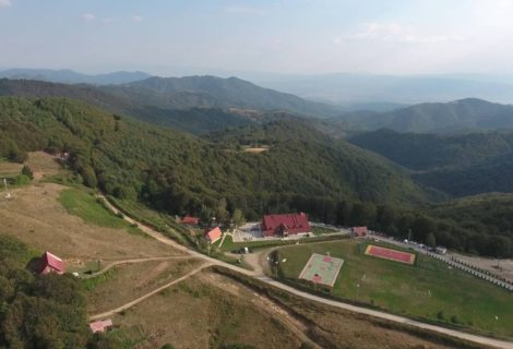 Bel Kamen Resort i Spa Radoviš