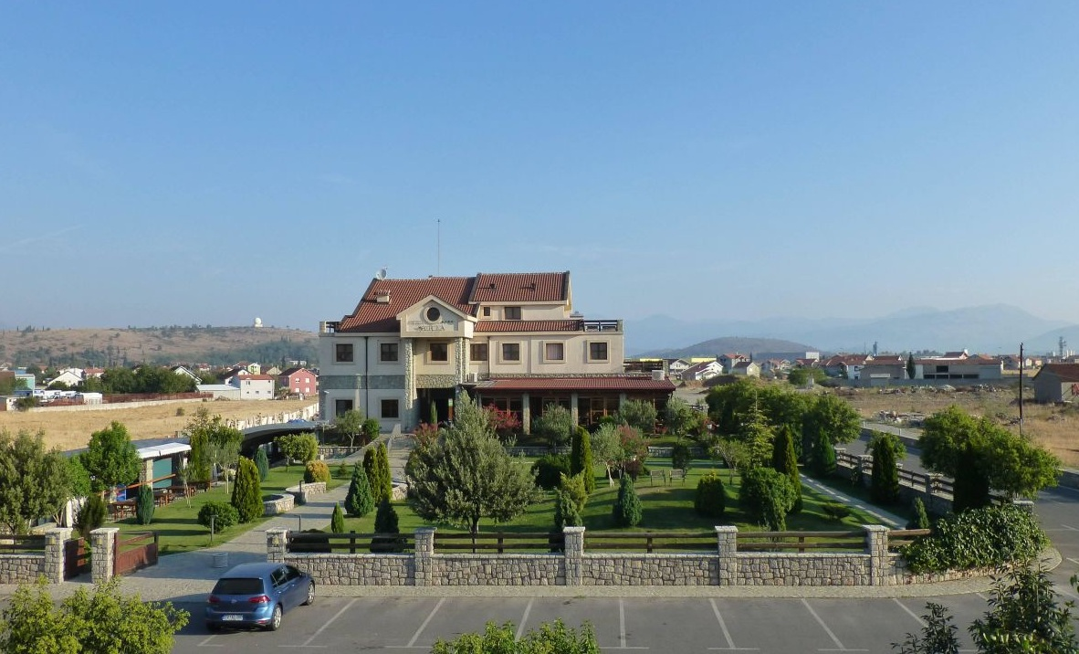 Aria Hotel Podgorica