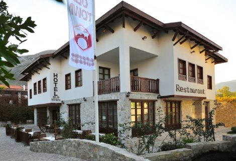 Old Town Hotel Mostar