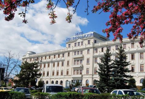Continental Forum Hotel Sibiu