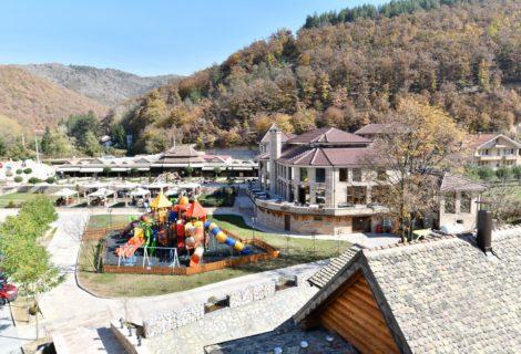 Resort Emrović raj Novi Pazar Novopazarska Banja