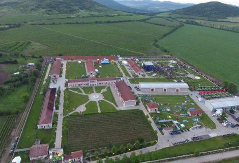 Midalidare SPA Hotel and Winery Spa Mogilovo village
