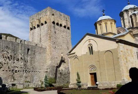 Manastir Manasija – Manastir Resava