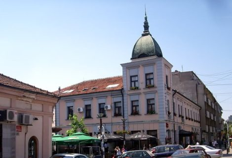 Zelengora Hotel Kragujevac