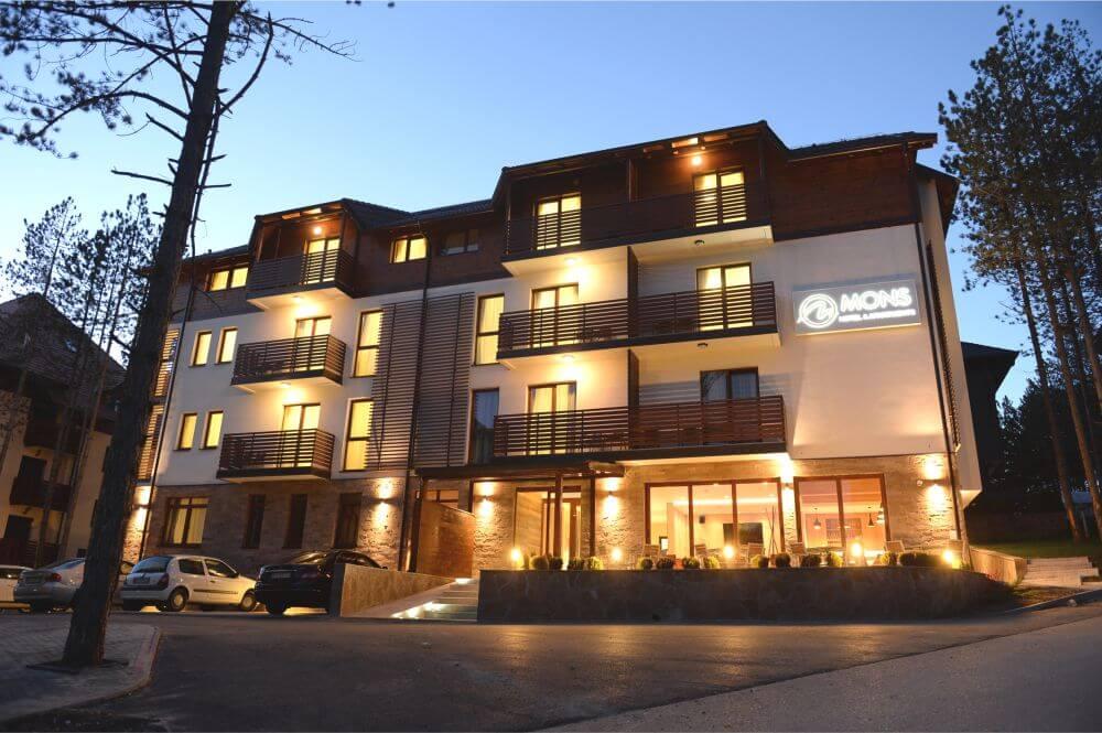 Hotel i apartmani Mons Zlatibor