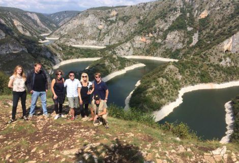 Specijalni Rezervat Prirode Uvac – Reka Uvac