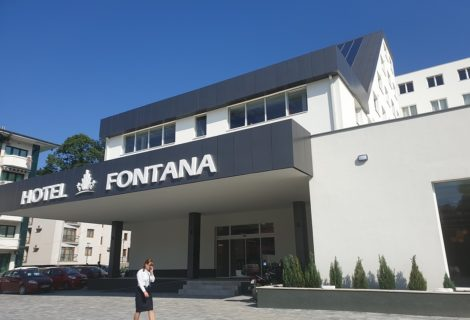 Fontana Hotel Vrnjacka Banja Spa