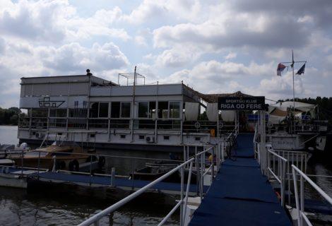 Brod Hostel Nebojsa Beograd