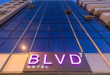 BLVD 7 Hotel Plovdiv