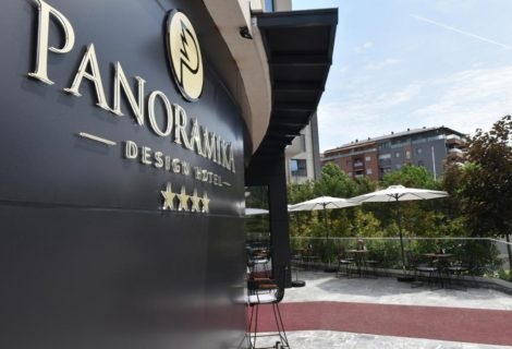 Panoramika Design & Spa Hotel Skopje