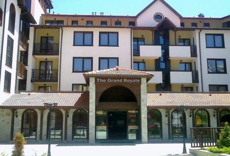 Spa Apart kompleks Grand Royale Bansko