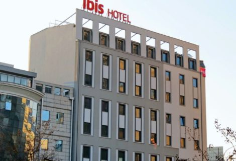 Ibis Hotel City Center Skopje