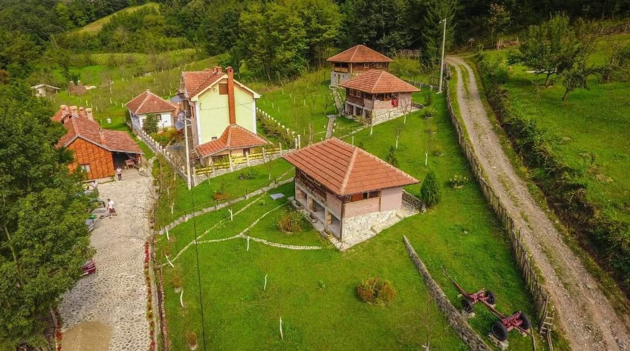 Bogut rural complex Bogutovac Koricanci village