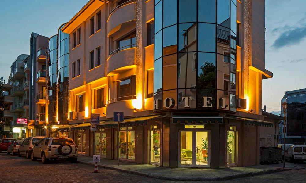 Dafi Hotel Plovdiv
