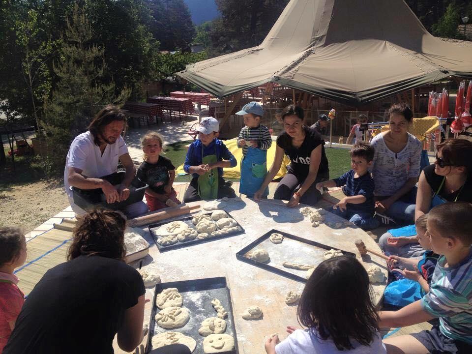 Food and dancing Factory – Fabrika za Hrana i tanci Dedovo village Rhodopes
