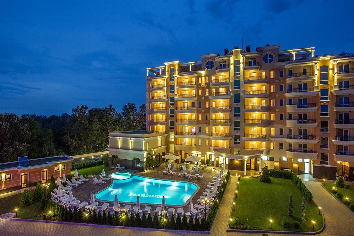 Landmark Creek Hotel Plovdiv