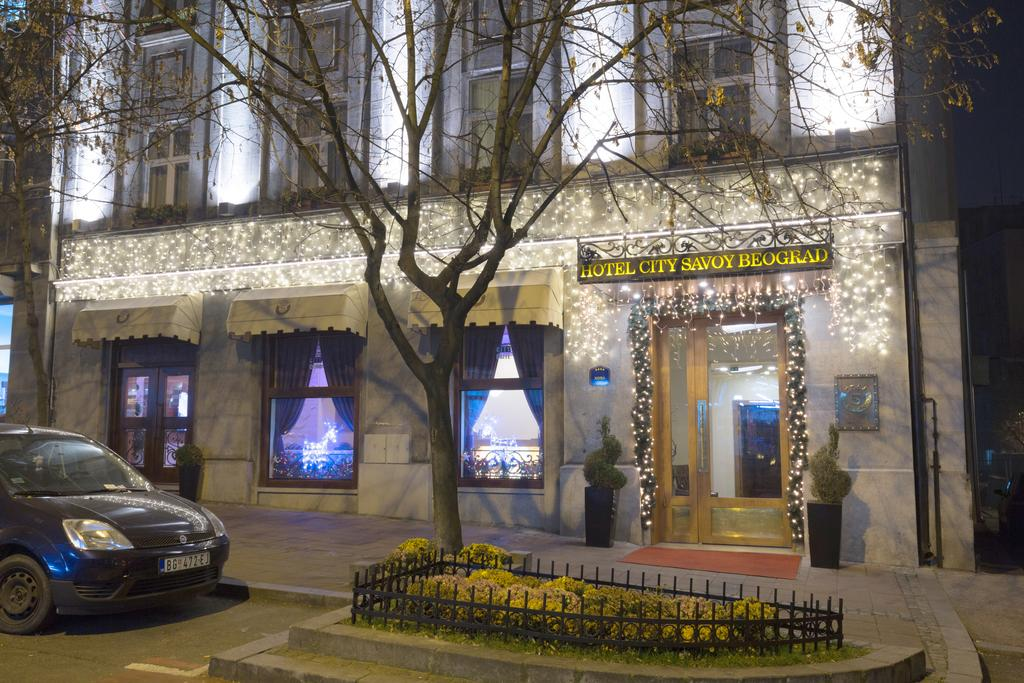 Savoy City Hotel Belgrade
