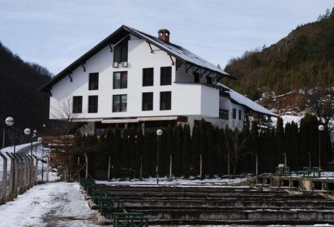 Logos Boarding House Ljubis village