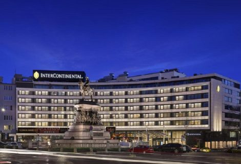 Intercontinental Hotel Sofia