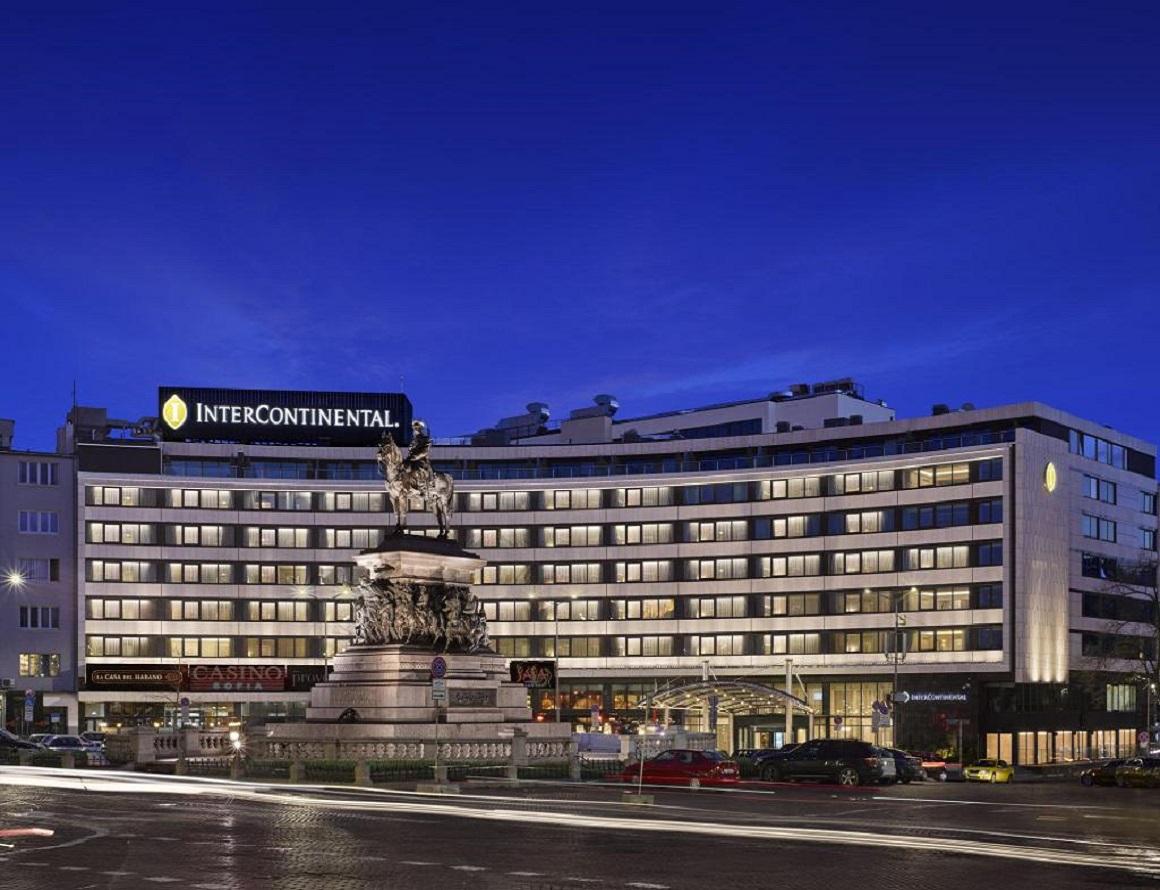 Intercontinental Hotel Sofia